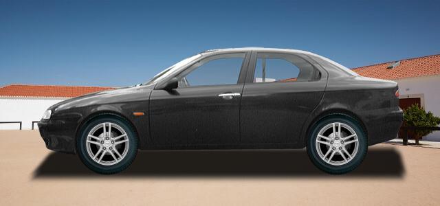 Pneumatiky, které najdete ve výpisu níže, jsou vhodné pro osobní automobil ALFA ROMEO 156   (932) rv.od 10.1997 2.0  JTS. Kvalitní pneu za bezvadné ceny.