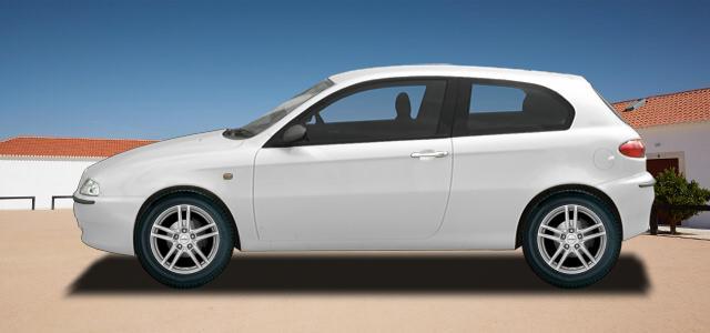 Pneumatiky, které najdete ve výpisu níže, jsou vhodné pro osobní automobil ALFA ROMEO 147   (937) rv.od 01.2001 1.9  JTD 16V. Kvalitní pneu za bezvadné ceny.