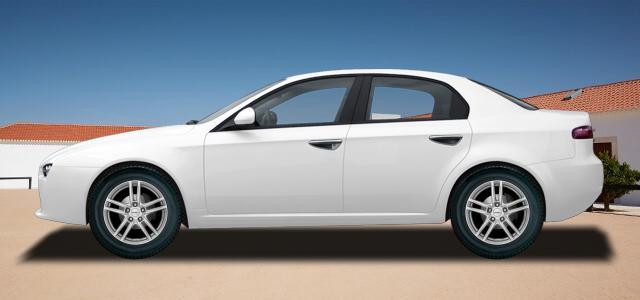 Pneumatiky, které najdete ve výpisu níže, jsou vhodné pro osobní automobil ALFA ROMEO 159   (939) rv.od 09.2005 1.9  JTDM 16V. Kvalitní pneu za bezvadné ceny.