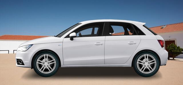 Pneumatiky, které najdete ve výpisu níže, jsou vhodné pro osobní automobil AUDI A1/S1 Sportback   (8X) rv.od 01.2012 1.4  TDI. Kvalitní pneu za bezvadné ceny.