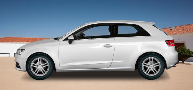 Pneumatiky, které najdete ve výpisu níže, jsou vhodné pro osobní automobil AUDI A3/S3   (8V) rv.od 09.2012 1.8  TFSI. Kvalitní pneu za bezvadné ceny.