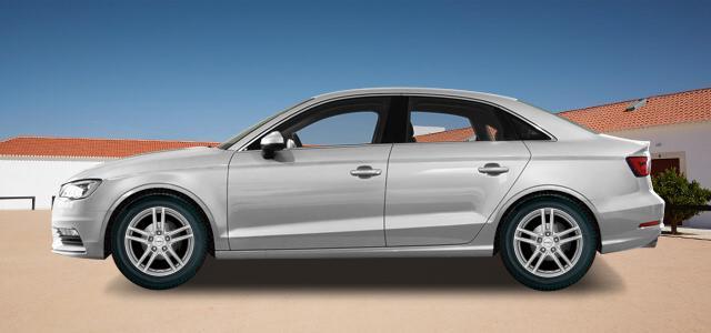 Pneumatiky, které najdete ve výpisu níže, jsou vhodné pro osobní automobil AUDI A3/S3/RS3 Limousine   (8V) rv.od 10.2013 2.0d  quattro. Kvalitní pneu za bezvadné ceny.