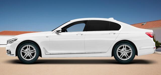 Pneumatiky, které najdete ve výpisu níže, jsou vhodné pro osobní automobil BMW 7   (G11;G12) (7L) rv.od 09.2015 740  e, Le. Kvalitní pneu za bezvadné ceny.