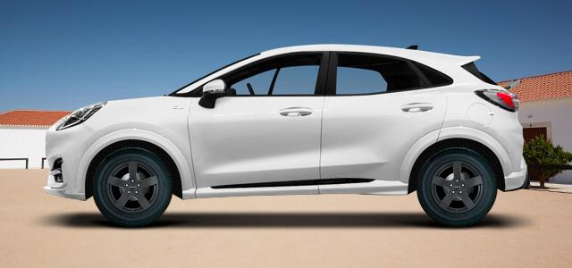 Komplettrad Ford Puma