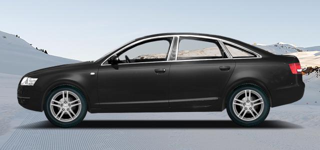 Zimní pneumatiky pro osobní automobil  AUDI A6/S6/RS6   (4F) rv.od 05.2004 3.0  TFSI quattro