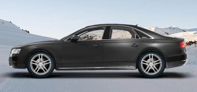 Zimní pneumatiky pro osobní automobil  AUDI A8/S8   (4H;4H2) rv.od 06.2010 4.2  FSI quattro