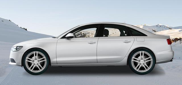 Zimní pneumatiky pro osobní automobil  AUDI A6/S6   (4G;4G2) rv.od 02.2011 S6  quattro