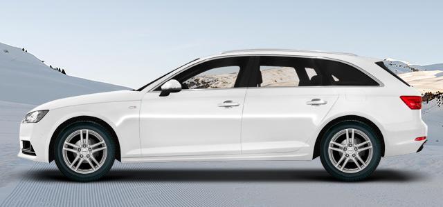 Zimní pneumatiky pro osobní automobil  AUDI A4/S4/RS4 Avant   (B8;B81 (B9)) rv.od 01.2016 2.0  TFSI g-tron