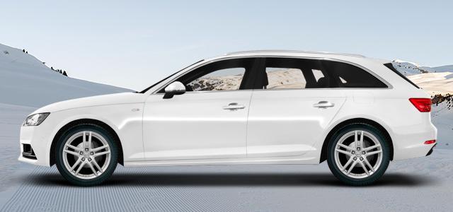 Zimní pneumatiky pro osobní automobil  AUDI A4/S4/RS4 Avant   (B8;B81 (B9)) rv.od 01.2016 S4  quattro