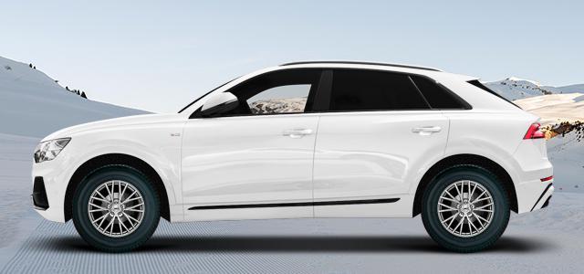 Zimní pneumatiky pro osobní automobil  AUDI Q8   (4L) rv.od 09.2018 50  TDI quattro